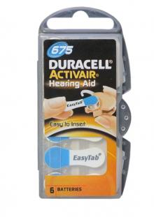 Duracell Activeair 675