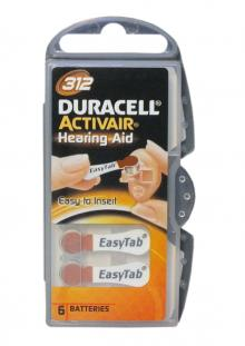 Duracell Activeair 312